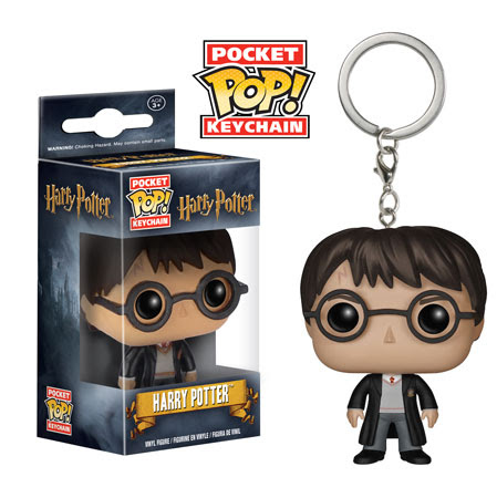 Funko Pocket Pop Keychains Harry Potter