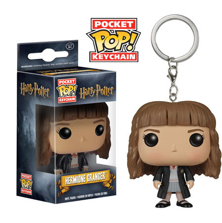 Funko Pocket Pop Keychains Hermione Granger