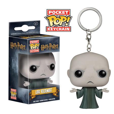 Funko Pocket Pop Keychains Lord Voldemort