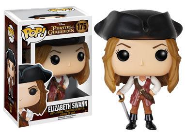 Funko Pop! Captain Elizabeth Swann vinyl figure
