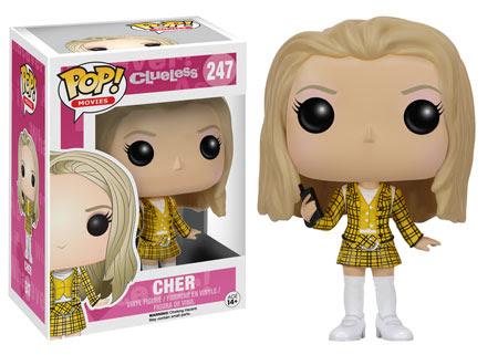 Funko Pop Cher Clueless vinyl figure