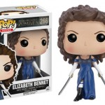 Pop! Movies: Pride and Prejudice and Zombies Vinyl Figures, Coming Soon