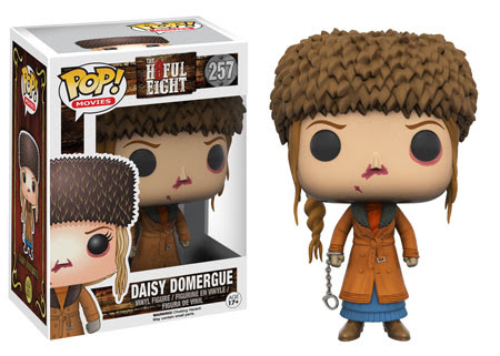 Funko Pop! The Hateful Eight Daisy Domergue vinyl figure