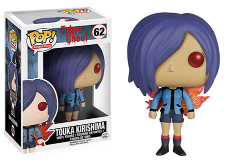 Funko Pop Tokyo Ghoul Touka Kirishima vinyl figure