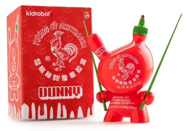 Kidrobot x Sket One Sketracha Dunny figure