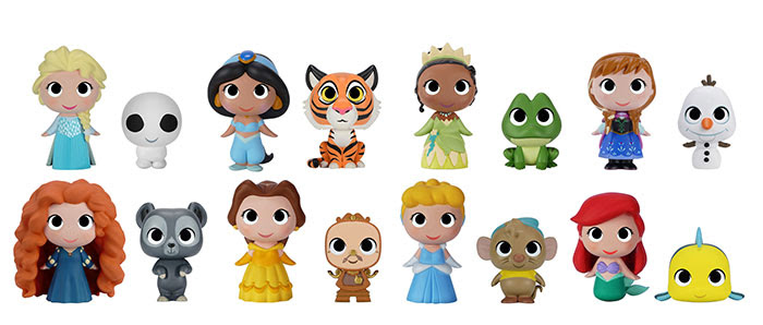 Mystery Mini Disney Princess