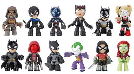 Mystery Mini Funko Batman Arkham Asylum