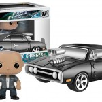 Funko Pop! Movies: Fast & Furious vinyl figures and 1970's Charger Pop Ridez, Coming Soon