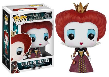 Queen of Hearts Funko Pop vinyl figure