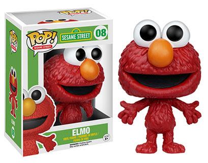 Sesame Street Wave 2 Funko Pop! Vinyl figure Elmo