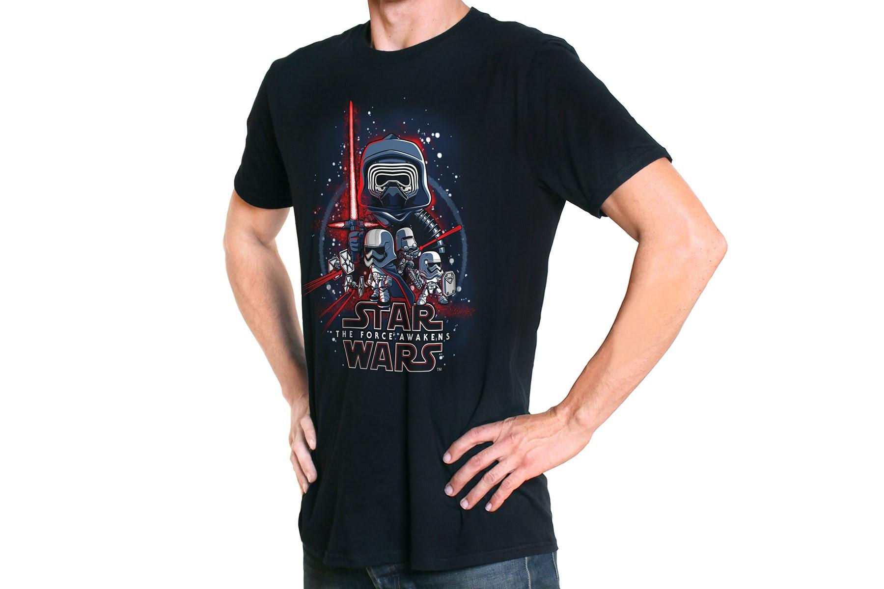 Star Wars The Force Awakens Funko Pop Tees