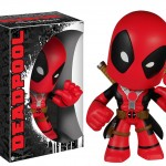 Deadpool Has Taken over Funko, with a HUGE line of new MERChandise.