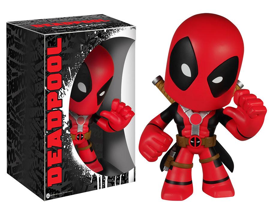 Super Deluxe Vinyl Marvel Deadpool