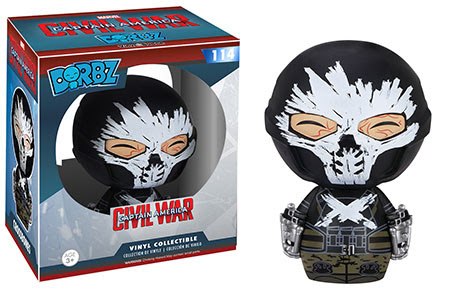 Captain America Civil War Funko Dorbz Crossbones