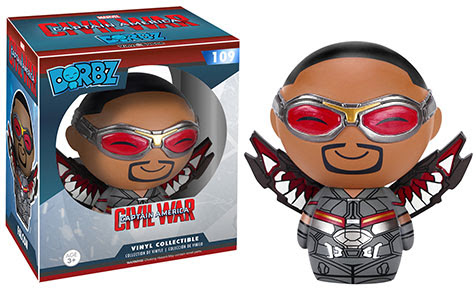 Captain America Civil War Funko Dorbz Falcon