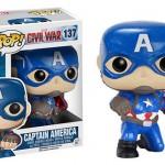 Funko Pop! Marvel: Captain America: Civil War Vinyl Figures Coming Soon
