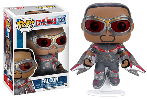 Captain America Civil War Funko vinyl figure Falcon