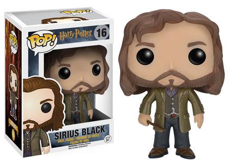Funko Pop Sirius Black