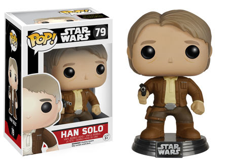 Funko Pop! Star Wars The Force Awakens Han Solo