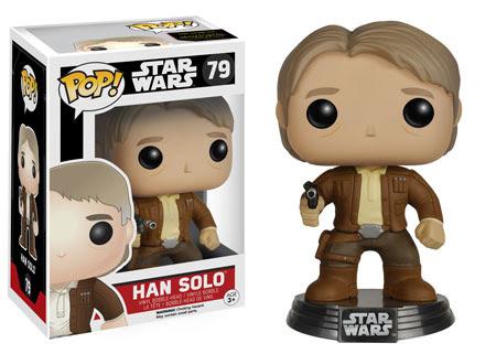 Funko Pop! Star Wars The Force Awakens Han Solo