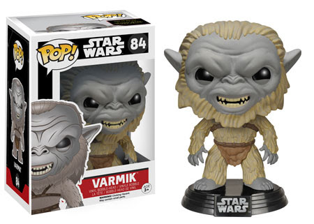 Funko Pop! Star Wars The Force Awakens, Varmik vinyl figure