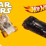 Star Wars BB-8 and Kylo Ren Hot Wheels – Toy Review Unboxing