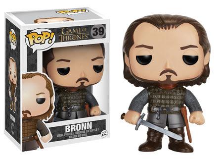Bronn Game of Thrones Funko Pop vinyl figure