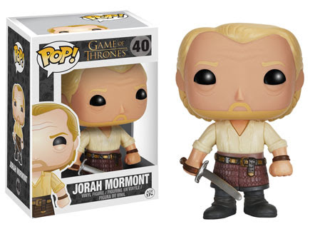 Jorah Mormont Game of Thrones Funko Pop vinyl figure