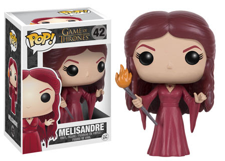 Melisandre Game of Thrones Funko Pop vinyl figure