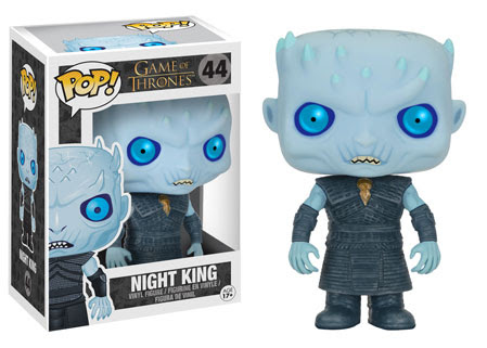 Night King Game of Thrones Funko Pop vinyl figure