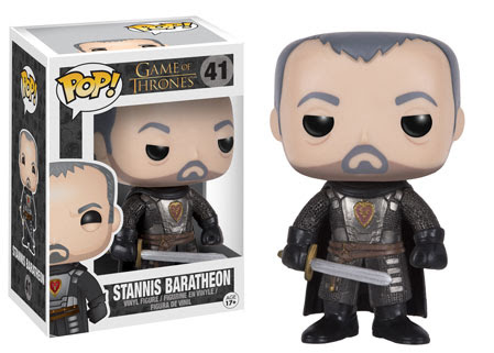 Stannis Baratheon Game of Thrones Funko Pop vinyl figure