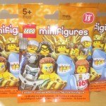 Blind Bag Mystery 140 – Lego Minifigs Series 15 Toy Opening and Review